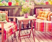 Die Terrasse zum Sommer auf Vordermann bringen – Drei Dinge, auf die man achten sollte!