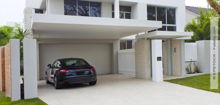 Garage einrichten tipps f r mehr stauraum hallo frau for Garage einrichten ideen
