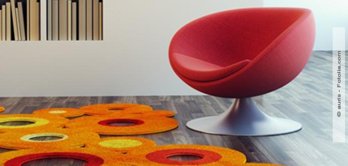 Pop Art Und 70s Im Wohnzimmer So Wirds Bunt Freundlich Daheim