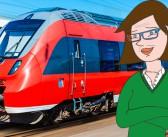 Bahn fahren, warum gibt es Fahrpläne?