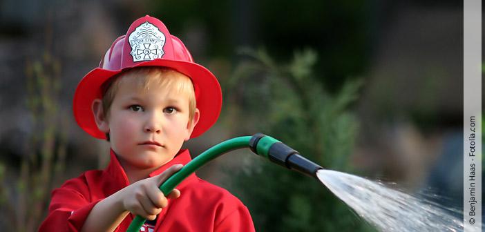 Kleine Helden – Deutsche Kindergartenkinder wollen lebensrettende Berufe ergreifen