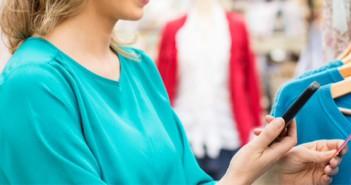 App als Shoppingbegleiter