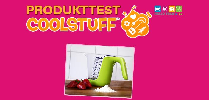 Coolstuff.de Produkttest Mai – Test des Messbechers