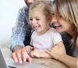 Header Kinder und der richtige Umgang mit dem Internet