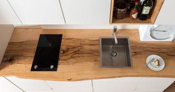 Header Küchenarbeitsplatte Homify