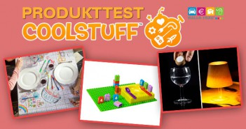 Header Coolstuff Produkttest November