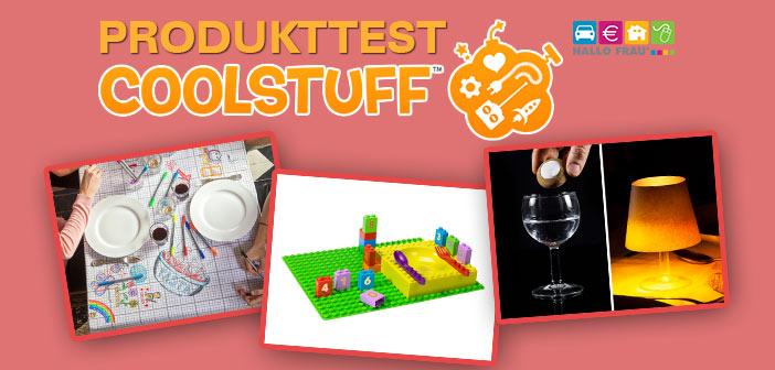 Coolstuff Produkttest November