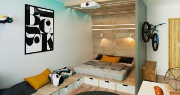 Header Stauraum schaffen in kleinen Wohnungen