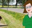 header fifi auf der autobahn