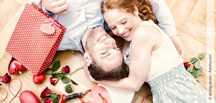 Valentinstag – 80 Prozent bleiben entspannt