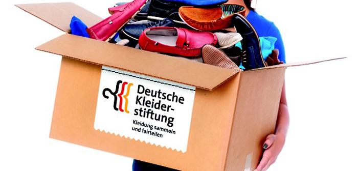 So wird ein Schuh draus: Schuhgabe sammelt Schuhe für Hilfsprojekte
