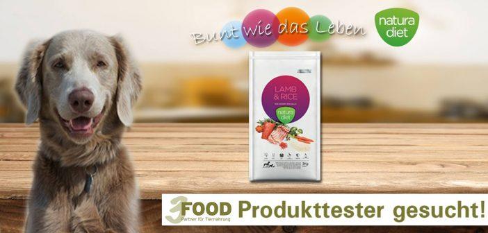 3Food Produkttest – Lamm und Reis-Test von Piper & Ute