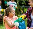 Header Gartenarbeit mit Kindern
