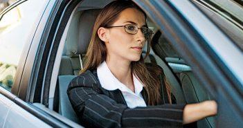 Header Brillen Autofahrer