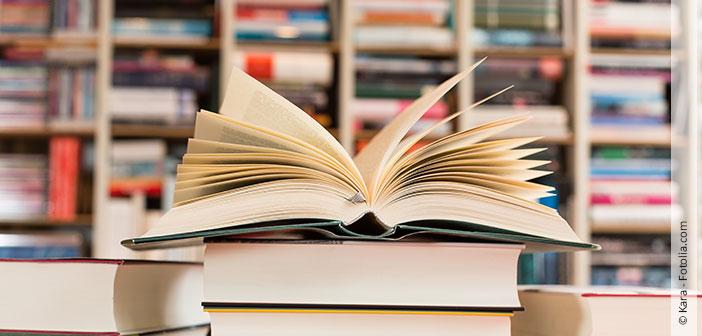 Bücherwürmer aufgepasst!