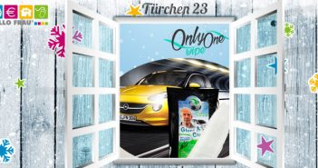 Header Adventskalender Only One Wipe Türchen 23