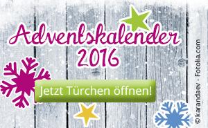 Banner Adventskalender 2016