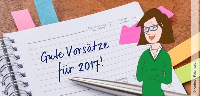 Gute Vorsätze für das neue Jahr – Was für ein Schwachsinn!