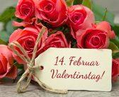 Tolle Geschenkideen zum Valentinstag