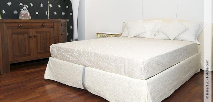Wie wichtig ist ein Bett?