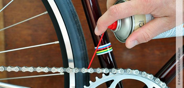 GTÜ testet Kettenöle für Fahrräder