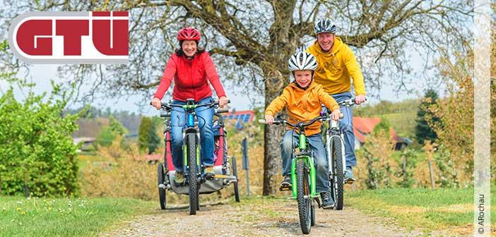 Die Fahrradsaison hat begonnen! – GTÜ-Day 24.05.