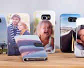 Handyhüllen & Co. mit eigenem Foto gestalten