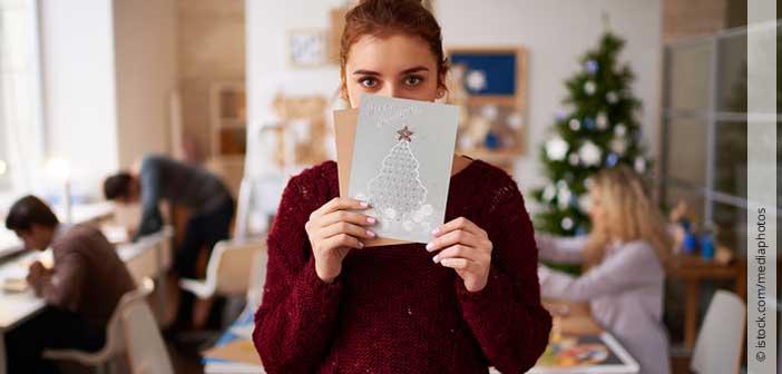 Header Weihnachtskarten selber gestalten