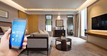 Modernes Wohnen mit Smart Home Systemen
