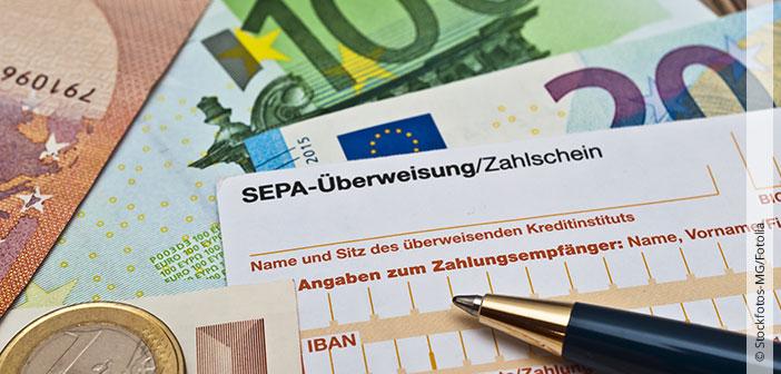Header Neue Regeln im Zahlungsverkehr