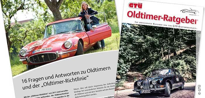 "Neues GTÜ-Informativ ""Oldtimer"""