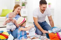 Header Urlaub mit Kind