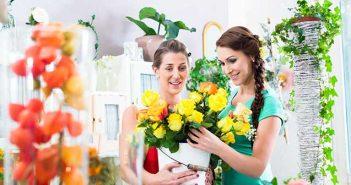Blumen haltbarer machen