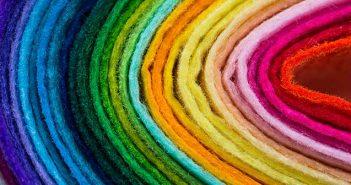 Wohnaccessoires in den Trendfarben der Saison