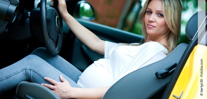 schwanger unterwegs