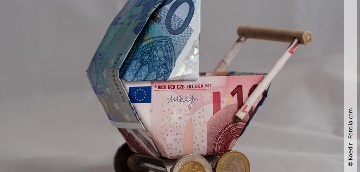 mehr geld fuer eltern und kinder