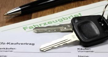Online Zulassung für das Auto