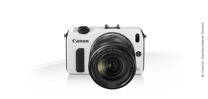 Systemkamera Canon