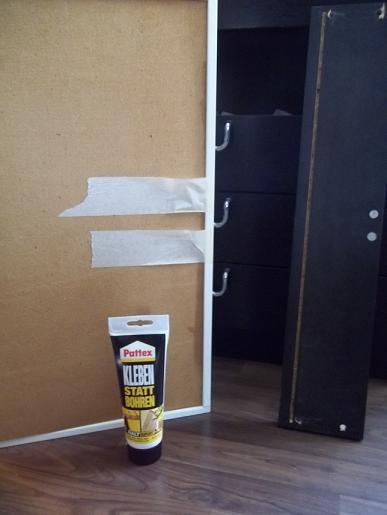 pattex kleben statt bohren testbericht von nicole s hallo frau. Black Bedroom Furniture Sets. Home Design Ideas