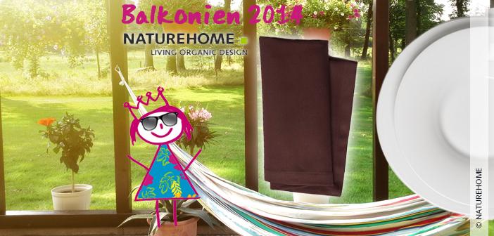 Naturehome Balkonien Gewinnspiel