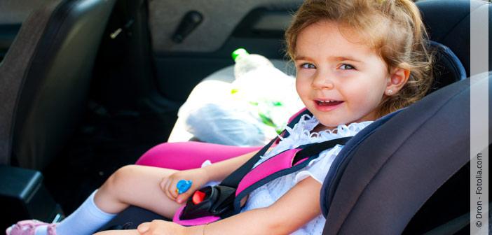 Augen auf beim Kindersitz-Kauf