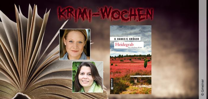 Hallo Frau Krimi-Wochen - Heidegrab