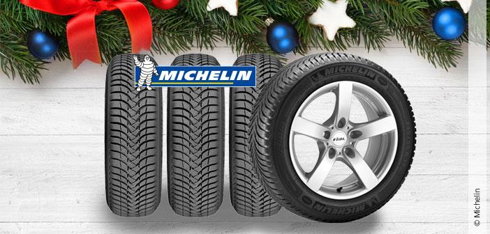 Adventskalender Türchen 16 Michelin