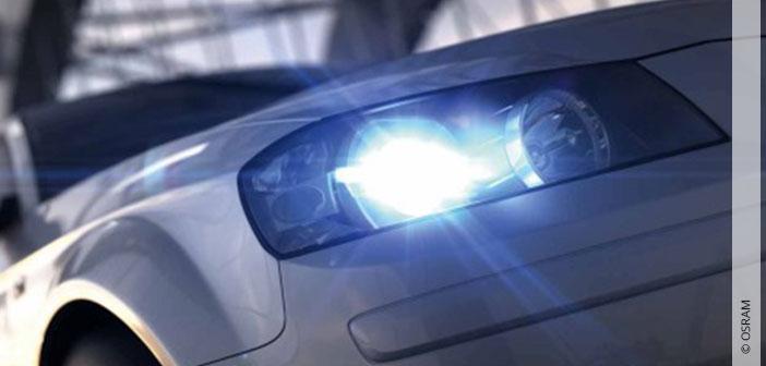 Auto Außenbeleuchtung von Osram