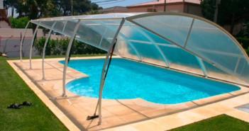 sicherer Pool für Kinder