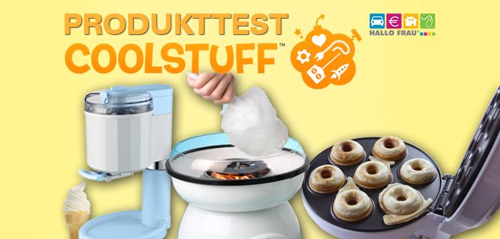 Coolstuff Produkttest März