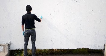 Header Graffiti richtig entfernen