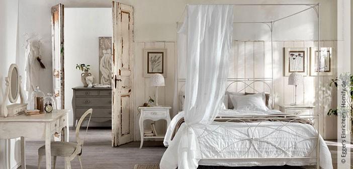 Gem tliches schlafzimmer hallo frau das informationsportal f r frauen - Camere da letto country shabby ...