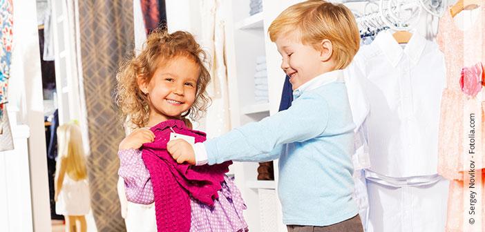 Header Kinder eigene Kleidung
