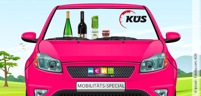 Hallo Frau Mobilitäts-Special - KÜS